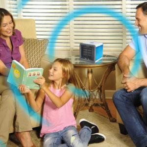 Κλιματιστικό Air Cooler - Στο Σαλόνι