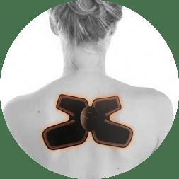 Σύστημα Παθητικής Εκγύμνασης - Συσκευή Πλάτης