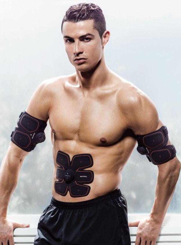 Σύστημα Παθητικής Εκγύμνασης - Christian Ronaldo Κοιλιακοί