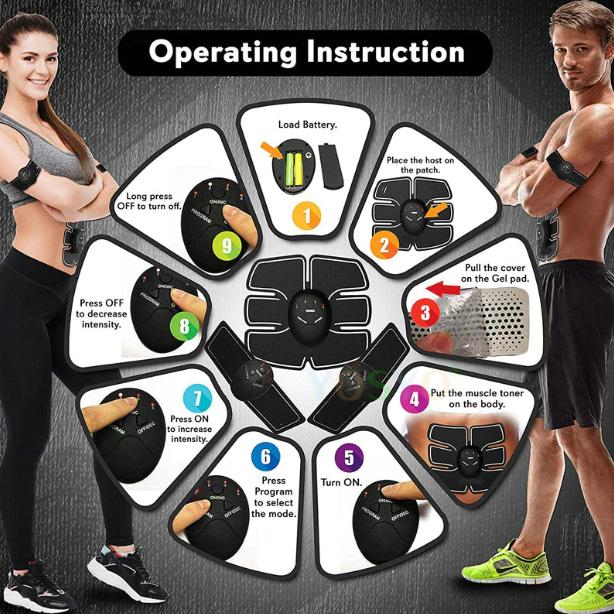 Σύστημα Παθητικής Εκγύμνασης - Οδηγίες