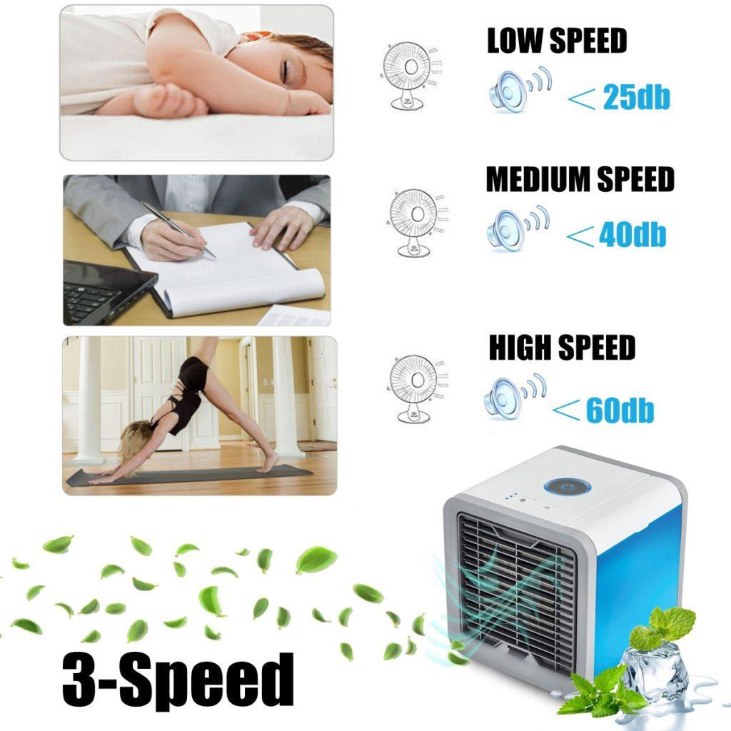 Air Cooler 3 ταχύτητες