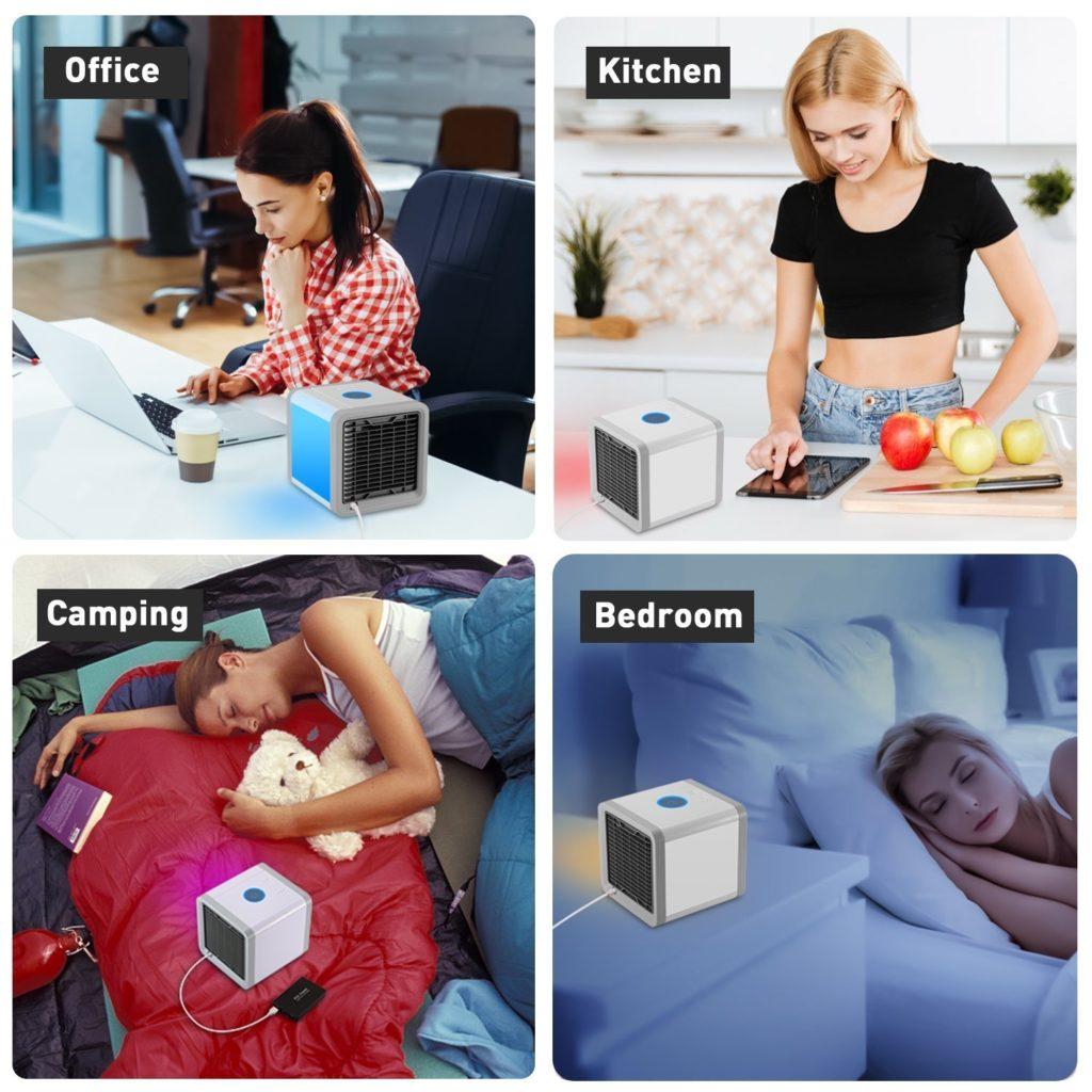 Air Cooler Χρήση